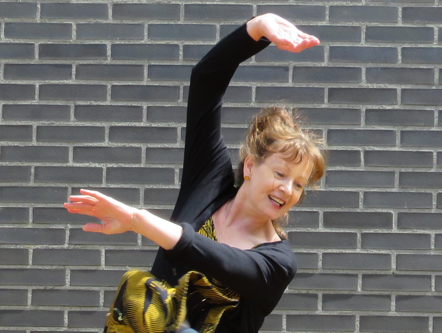 dansante bewegingstraining op muziek